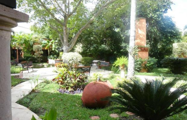 фотографии Hacienda San Miguel Hotel & Suites изображение №8