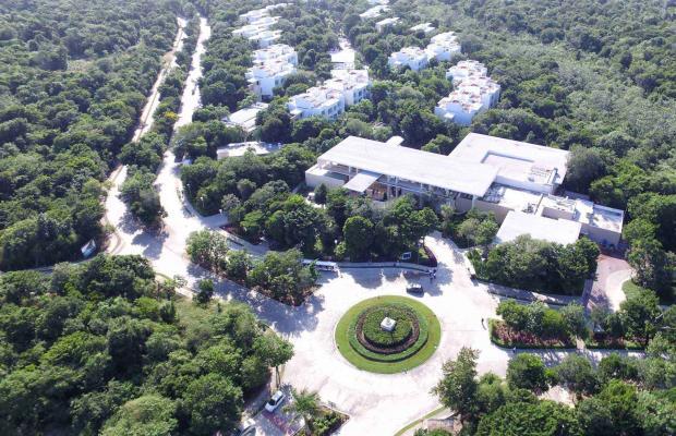 фотографии отеля Luxury Bahia Principe Sian Ka'an изображение №11