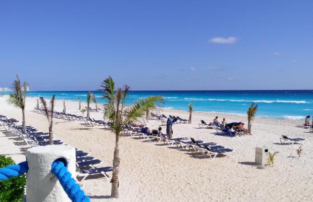 фотографии отеля Occidental Tucancun (ex. Barcelo Tucancun Beach) изображение №3