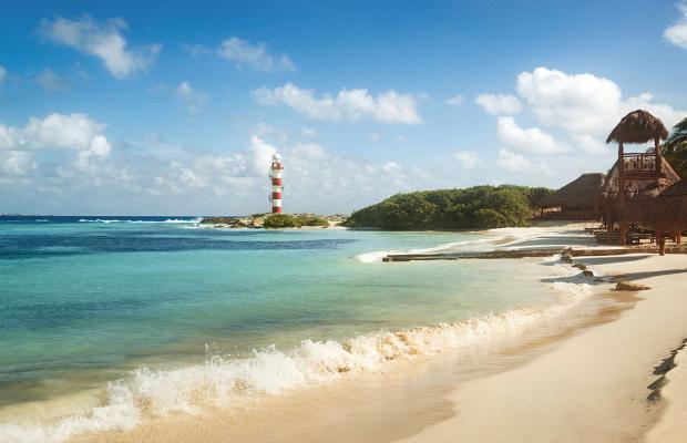 фотографии отеля Hyatt Ziva Cancun (ex. Dreams Cancun; Camino Real Cancun) изображение №107