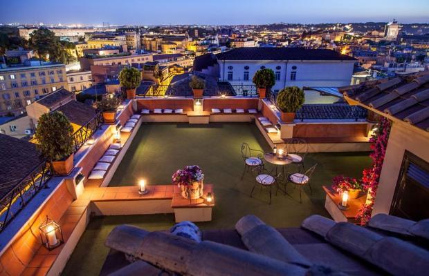 фотографии отеля Colosseum Hotel изображение №35