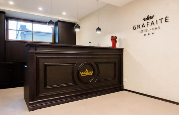 фото Hotel - Bar Grafaite (ex. Grafaites Svetaine) изображение №26