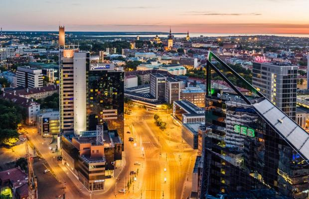 фото Radisson Blu Sky Hotel изображение №2