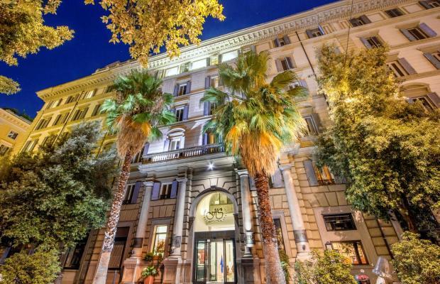 фотографии отеля Savoy Hotel Rome изображение №35