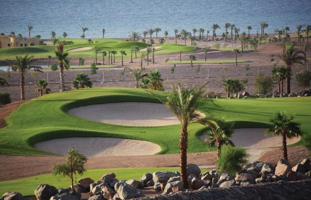 фотографии Strand Beach & Golf Resort Taba Heights (ex. Intercontinental Taba Heights Resort) изображение №8