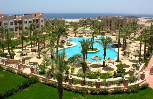 фото отеля Pyramisa Sunset Pearl Golf & Beach Apartment (ех. Dessole Sunset Sahl Hasheesh Resort) изображение №1