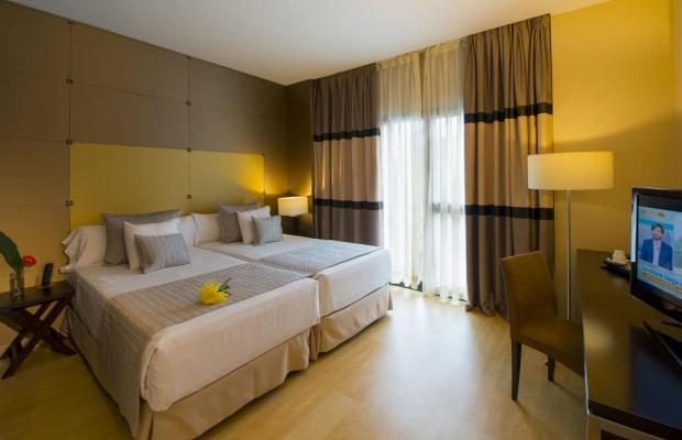 фотографии отеля Hotel Paseo Del Arte изображение №3