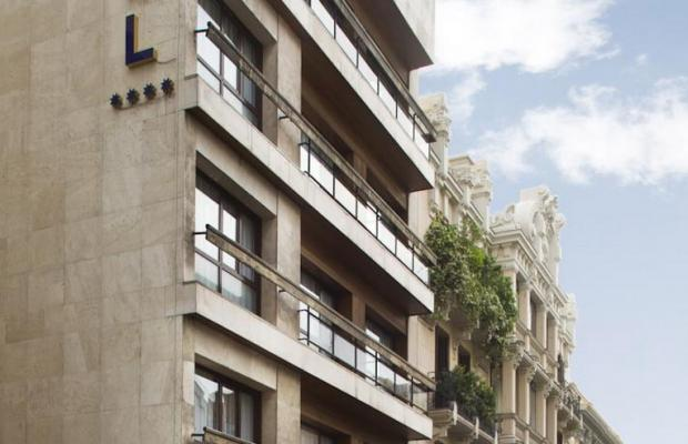 фото отеля Hotel Serrano by Silken (ex. Husa Serrano Royal) изображение №1