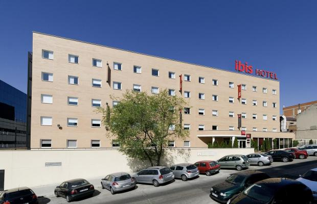 фото отеля Ibis Madrid Valentin Beato изображение №1