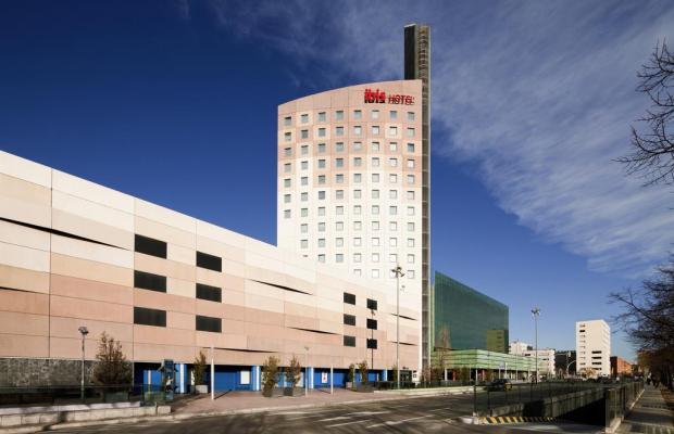 фото отеля ibis Barcelona Meridiana изображение №1