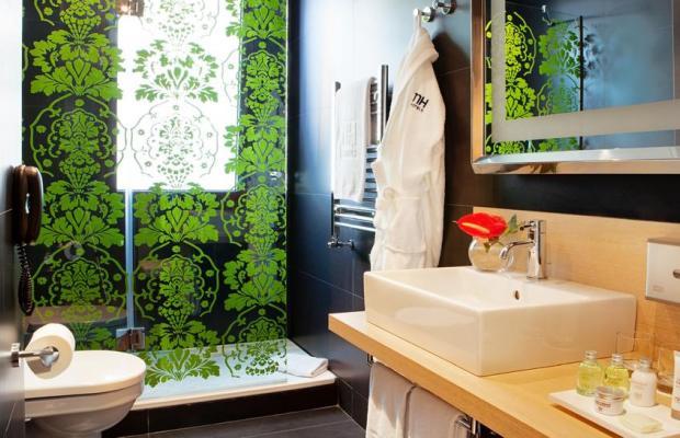 фотографии отеля NH Madrid Principe de Vergara изображение №23