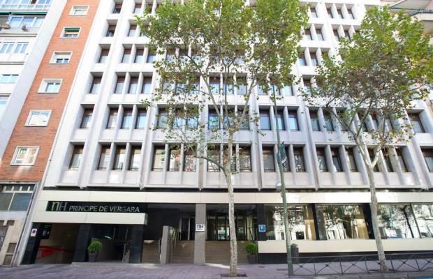 фото отеля NH Madrid Principe de Vergara изображение №1