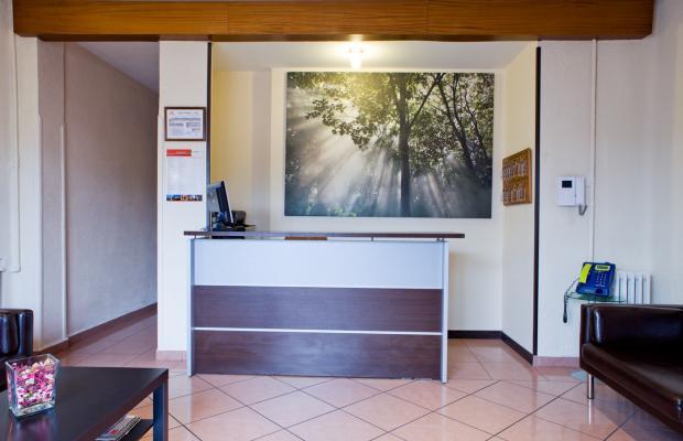 фотографии отеля Hostal America изображение №31
