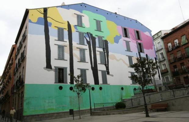 фото отеля Apartamentos Km1 Lavapies (ex. Apartamentos H2 Lavapies) изображение №1