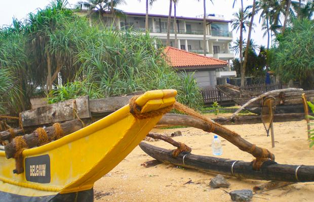 фотографии отеля Blue Beach Hotel изображение №7
