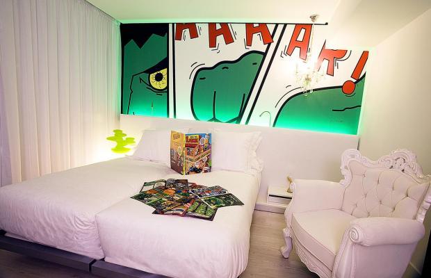 фотографии отеля Dormirdcine Cooltural Rooms изображение №15