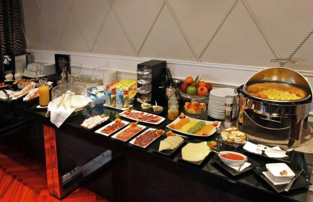 фотографии отеля Luxury Suites Madrid изображение №3