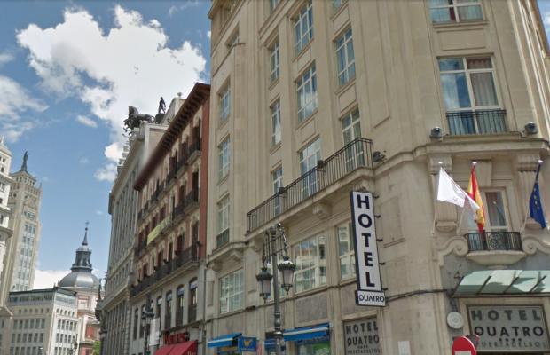 фото отеля Quatro Puerta Del Sol изображение №1