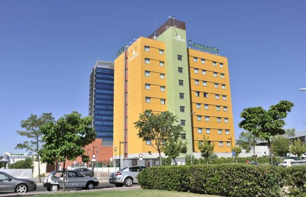 фото отеля Campanile Madrid Alcala de Henares изображение №1