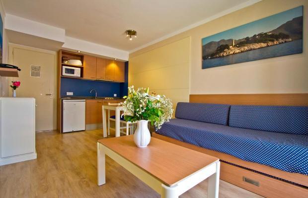 фотографии отеля Aparthotel Flora изображение №3