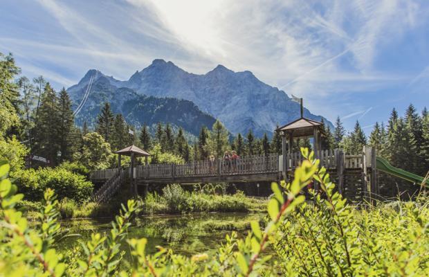 фото отеля Aktiv & Familienresort Tiroler Zugspitze изображение №13