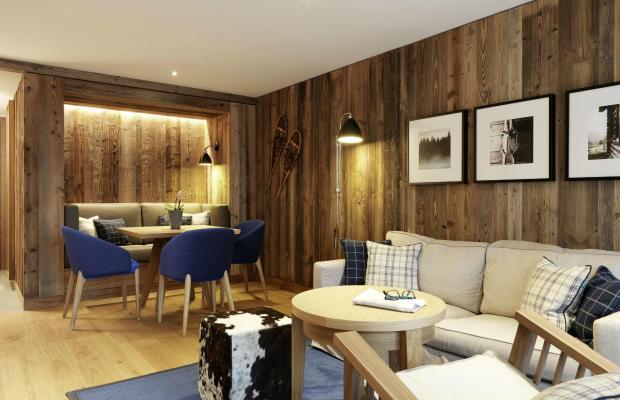 фотографии Lowen Hotel Montafon изображение №16