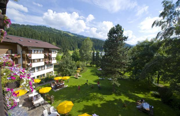 фото отеля Hotel Sonnalp изображение №25