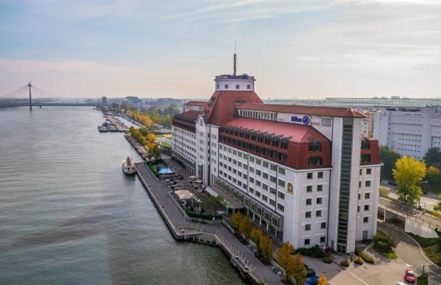 фотографии отеля Hilton Vienna Danube Waterfront изображение №23