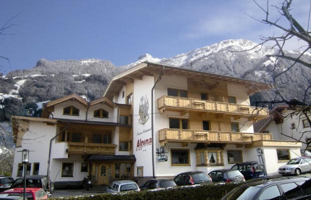 фотографии отеля Alpina Hotel (ex. Alpina Pension) изображение №11