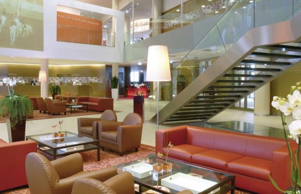 фотографии отеля Austria Trend Hotel Savoyen изображение №7