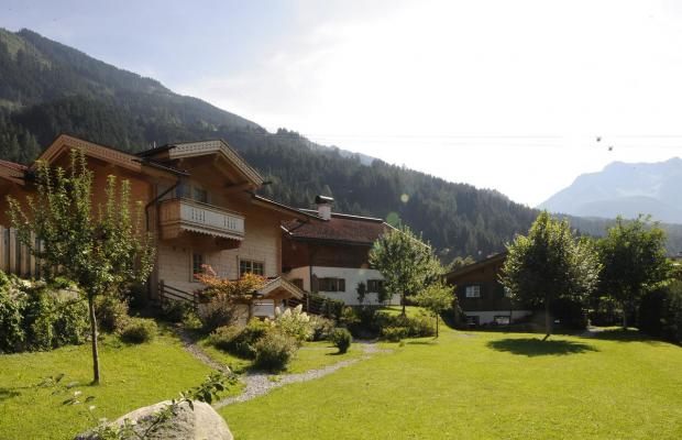 фото отеля Hubers Chalets изображение №25