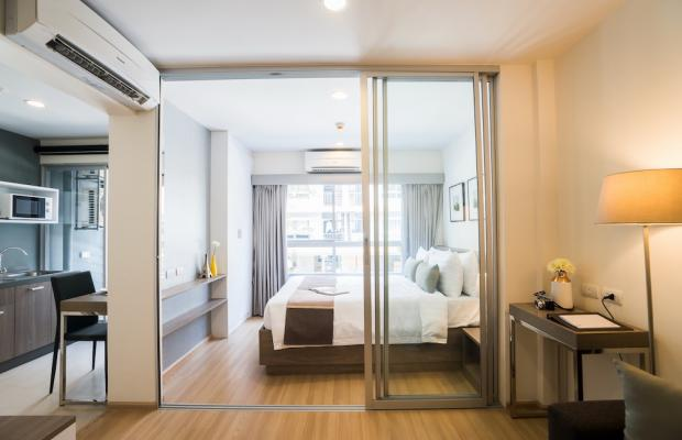 фото отеля The Grass Serviced Suites изображение №57