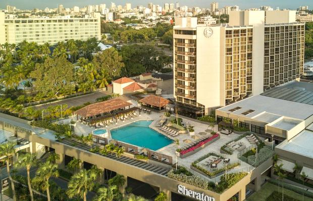 фото отеля Sheraton Santo Domingo (ex. Melia Santo Domingo) изображение №1