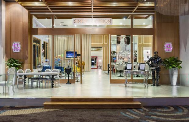 фотографии отеля Hard Rock Cafe & Casino Resort (ex. Moon Palace) изображение №7