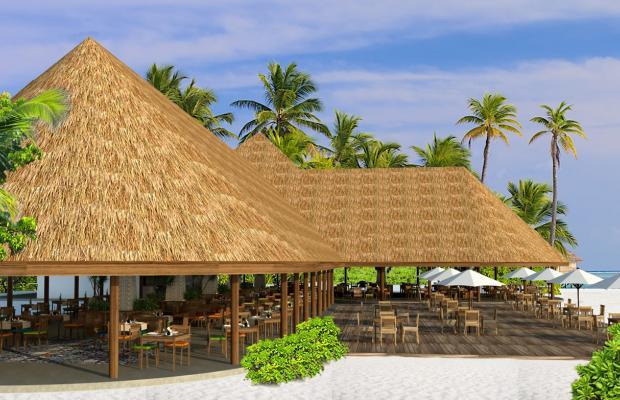 фотографии отеля Reethi Faru Resort изображение №7