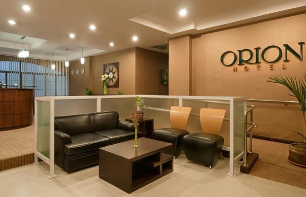 фотографии отеля Orion Hotel изображение №11
