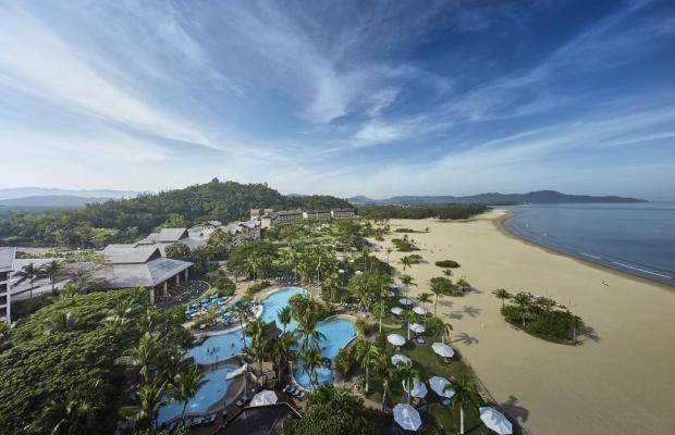 фото отеля Shangri-La's Rasa Ria Resort & Spa изображение №1
