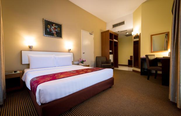 фотографии отеля Sentral Kuala Lumpur изображение №31