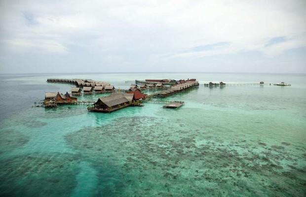 фотографии отеля Sipadan-Kapalai Dive Resort изображение №19