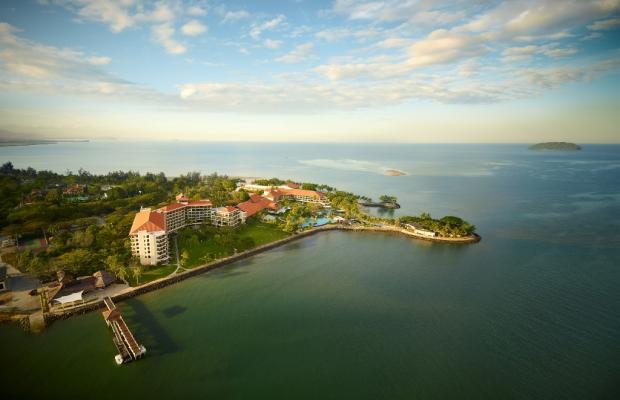 фото отеля Shangri-La's Tanjung Aru Resort изображение №1