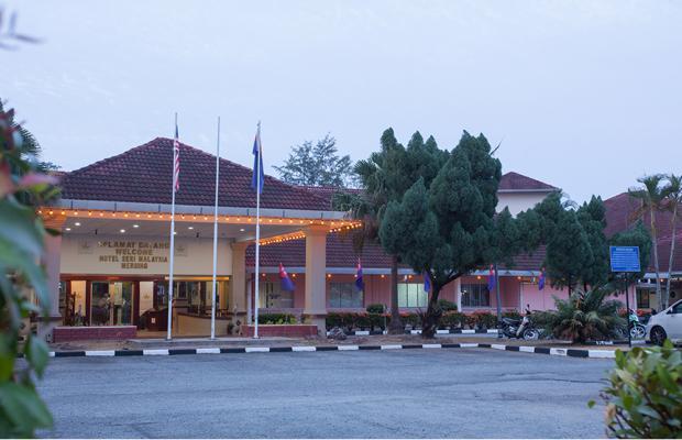 фото отеля Seri Malaysia Mersing изображение №17