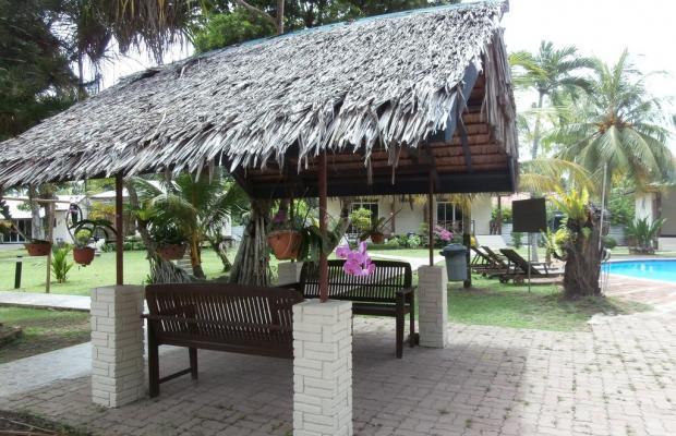 фотографии отеля Langkah Syabas Beach Resort изображение №3