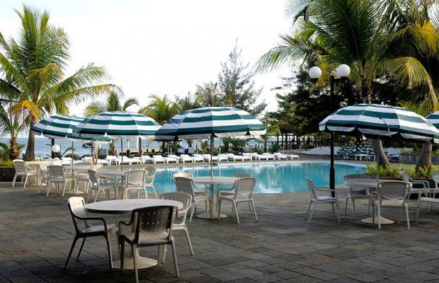 фотографии отеля Layang Layang Island Resort изображение №7