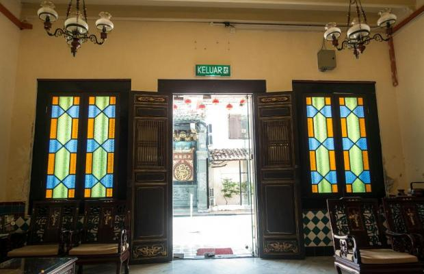 фото The Baba House Malacca изображение №22