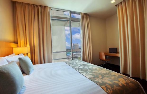 фотографии отеля Parkroyal Serviced Suites изображение №19