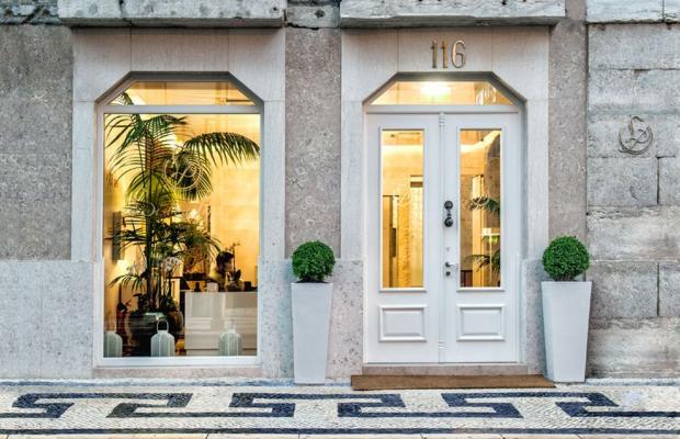 фотографии отеля Lisboa Prata Boutique Hotel изображение №11