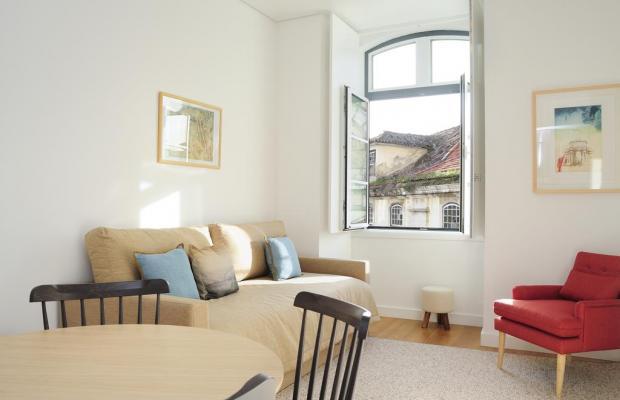 фото отеля Lisbon Serviced Apartments - Baixa Castelo изображение №5