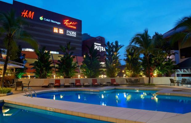 фото Seri Pacific Hotel Kuala Lumpur (ех. Best Western Premier Seri Pacific Hotel Kuala) изображение №2
