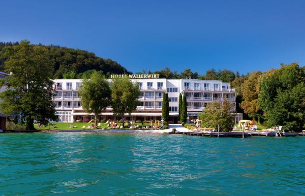 фото отеля Werzer's Seehotel Wallerwirt изображение №1