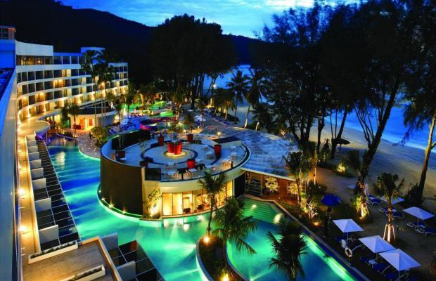 фотографии отеля Hard Rock Hotel Penang изображение №15